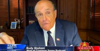 Rudy Giuliani Accuses Lincoln Project Of Helping Plan January 6th Riot