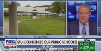 Varney Blames Teachers, Not COVID For Pandemic School Closings