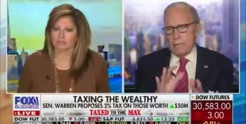 Larry Kudlow Is Disgusting