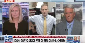Rep. Jim Jordan Finds No Love On Fox News