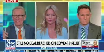 Fox Hosts Admit Polls Show Vast Support For Biden's COVID Package