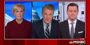Scarborough: Preachers Sold Out Their Congregations Just To Touch Trump's Cloak