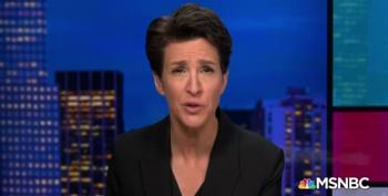Maddow Reads Greene's 'Jewish Space Laser Post' Out Loud