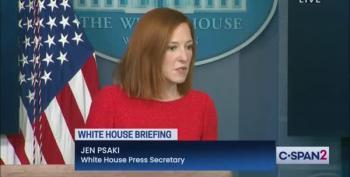Biden's Press Secretary Schools Bipartisan Scolds