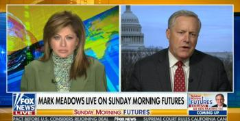 Mark Meadows Blames People 'From The Other End Of Pennsylvania Ave' For Lack Of National Guard At Capitol Riot