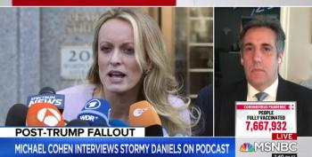 Michael Cohen Wants To Know Why His Testimony Didn't Lead SDNY To Indict Trump