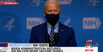 Just Three Weeks In, Biden Secures Enough Vaccines For All Americans