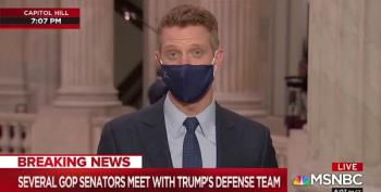Graham, Cruz And Lee 'Working Hand In Glove' With Trump Defense Team