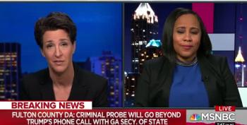 Fulton County DA Doubles Her Security After Announcing Trump Investigation