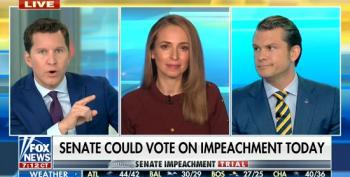 OOPS: Fox & Friends Host Attack Dems For NOT Calling Impeachment Witnesses