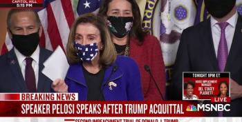 Pelosi: 'Censure Is A Slap In The Face Of The Constitution'