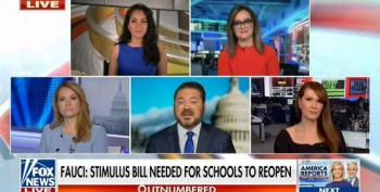 Fox News Lie: Teachers' Unions Are 'Power-Hungry Science Deniers Who Clearly Hate Kids'