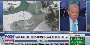 Varney Blames Green Party, AOC, For Texas Power Outages