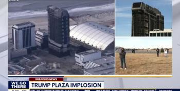 WATCH: Atlantic City's Trump Plaza Implosion