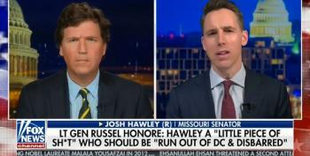 Tucker Carlson Whines About Pelosi Tasking Honoré With Review Of Capitol Security