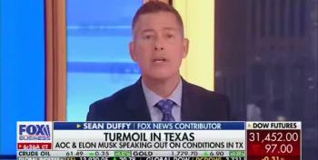 Sean Duffy Launches A Right-Wing Stupid Attack On AOC
