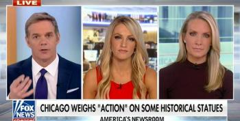 Fox's Hemmer Whines That 'Cancel Culture' Will 'Come After Bible Characters Next'