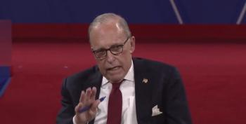 Larry Kudlow CPAC 2020: Don't Worry About COVID, Do Worry About Socialism
