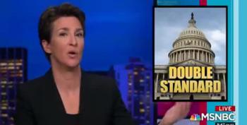 Maddow Shows GOP Double Standard On Neera Tanden