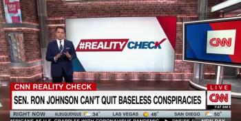 Reality Check: Ron Johnson Leans On Conspiracy Theories