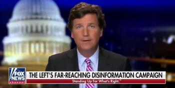 Tucker Carlson Lies About Marjorie Taylor Greene And QAnon