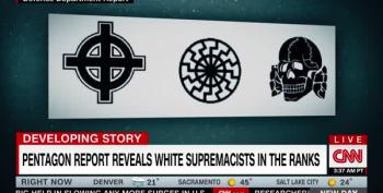 Military Tries To Weed Out White Supremacy In Its Ranks
