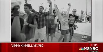 Jimmy Kimmel Looks Back At Covid History