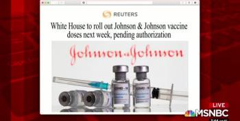Good News On Covid Front: Pending Approval Of J&J Vaccine