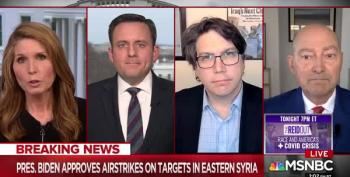 MSNBC Panel Discusses CIA Confirmation MBS Had Khashoggi Murdered