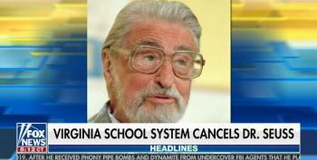 Fox Whines About Dr. Seuss Being 'Canceled'