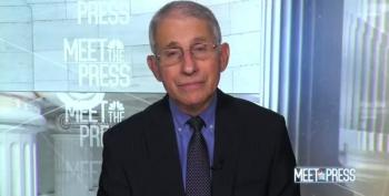 Dr. Fauci Urges Americans To Take Any Vaccine Available To Them