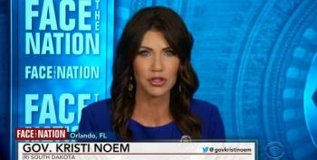SD Gov. Kristi Noem Continues To Lie About Her State's COVID Response