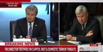 Sen. Whitehouse Rages At FBI Director For Obstructing Senate