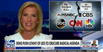Laura Ingraham Claims Immigration Bill Would 'Repopulate' America