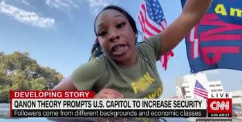 CNN Reports On The March 4 QAnon Conspiracy That Has D.C. Braced For More Violence