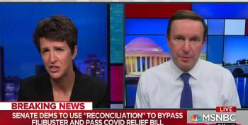 Sen. Chris Murphy Explains How Filibusters Really Don't Promote Bipartisanship