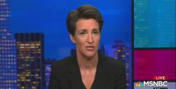 Maddow Show Is Most Watched Show On Cable TV