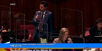 AZ Rep. Lies About Masks And HIV