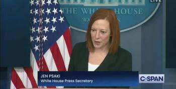 Jen Psaki Slaps Down Absurd Question From CBS Reporter On Immigration