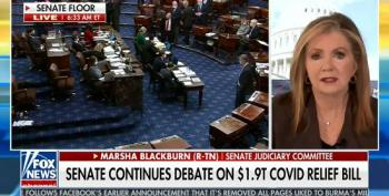 Sen. Marsha Blackburn Brags About Stopping Minimum Wage Hike