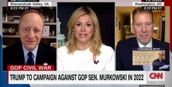 Trump To Campaign Against Murkowski In 2022
