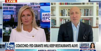 Top Chef Tom Colicchio Praises American Rescue Plan On Fox News