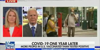 Fox Host Wonders If Masks 'Really Effective' Against Covid