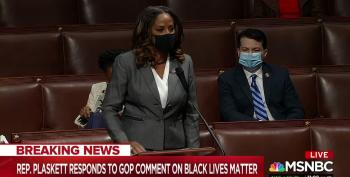 Rep. Stacey Plaskett Scorches GOP Colleague For Racist Remarks