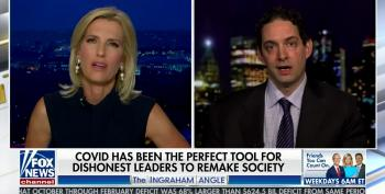 Laura Ingraham Hosts COVID Vaccine Denier