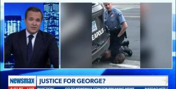 Newsmax's Kelly Gives Chauvin Defense In George Floyd Case