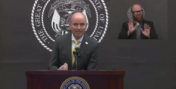Gov. Spencer Cox: 'You Don't Need To Be A Jerk' When Mask Mandate Ends