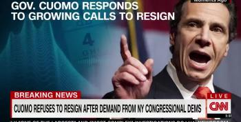 Cuomo: 'I Did Not Do What Has Been Alleged'