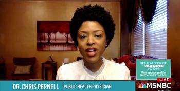 Dr. Pernell: We Need To Be More Innovative In Vaccinating Communities Of Color