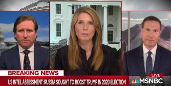 It's Official: Trump And Allies Acted As Russian Assets During 2020 Election Cycle